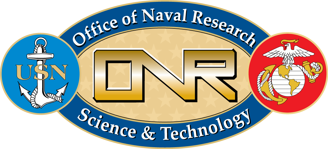 The US Office of Naval Research logo